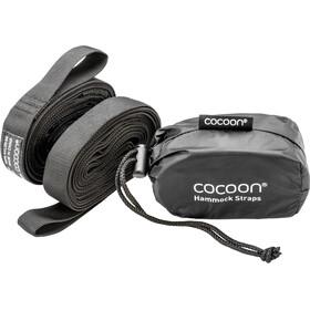 Cocoon Riippumaton Kiinnityshihnat, black